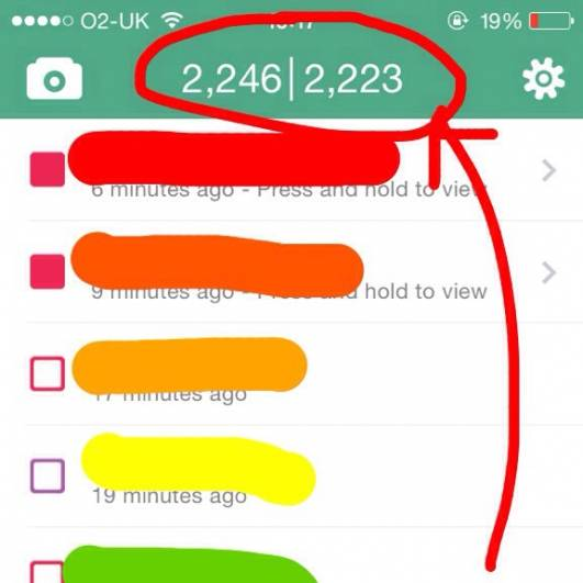 how to delete a snapchat you sent