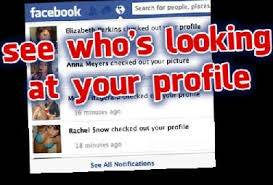 How can I tell who has been looking at my facebook profile? - Blurtit