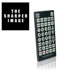 How Do I Program The Sharper Image Jumbo Universal Remote Control To