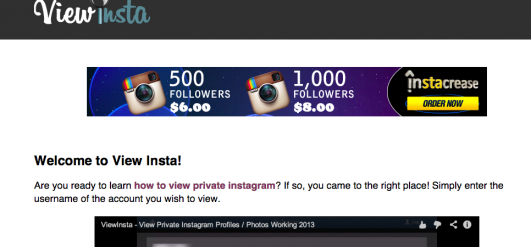 How to view private users on Instagram? - Blurtit