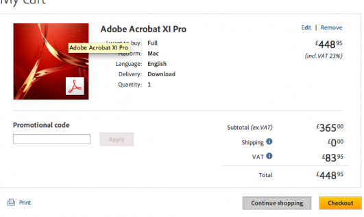 Where can I get Acrobat xi pro serial key online? - Blurtit