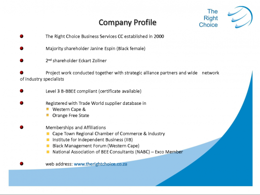 Where Can I Download Template Cd For An Interactive Company – Company Profile Sample Download